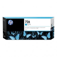 HP 728 cartuș cerneală cyan 300ml