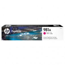 HP 981A cartuş cerneală magenta