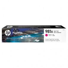 HP 981X cartuş cerneală magenta