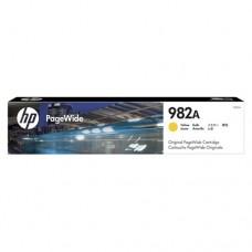 HP 982A cartuș cerneală galbenă