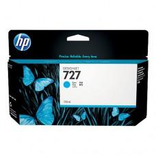 HP 727 cartuş cerneală cyan 130ml