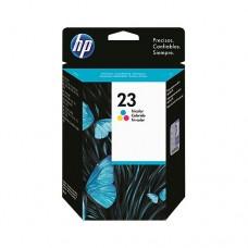 HP 23 cartuş cerneală tricolor