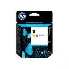 HP 11 cap de imprimare galben
