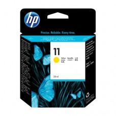 HP 11 cartuş cerneală galbenă