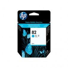 HP 82 cartuş cerneală cyan 69ml