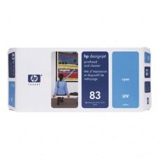 HP 83 cap de imprimare cyan