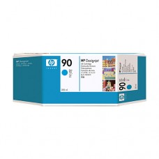 HP 90 cartuş cerneală cyan 225ml