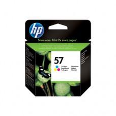 HP 57 cartuş cerneală tricolor