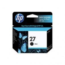 HP 27 cartuş cerneală neagră