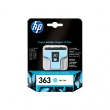 HP 363 cartuş cerneală cyan deschis