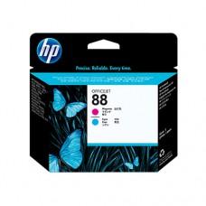 HP 88 cap de imprimare magenta şi cyan