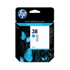 HP 38 cartuş cerneală cyan
