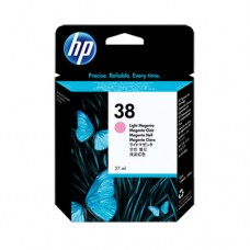 HP 38 cartuş cerneală magenta deschis