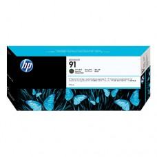 HP 91 cartuş cerneală negru mat 775ml