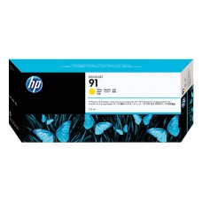 HP 91 cartuş cerneală galbenă 775ml