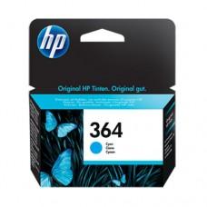 HP 364 cartuş cerneală cyan