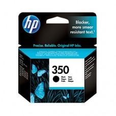 HP 350 cartuş cerneală neagră