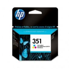HP 351 cartuş cerneală tricolor