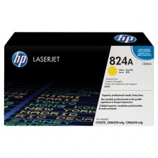 HP 824A tambur de imagine galben