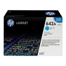 HP 642A cartuş toner cyan