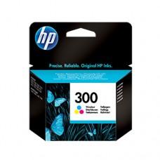 HP 300 cartuş cerneală tricolor