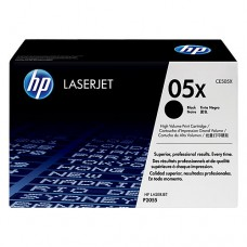 HP 05X cartuş toner negru