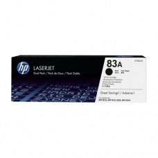 HP 83A pachet 2 tonere negru