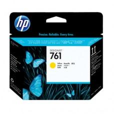HP 761 cap de imprimare galben