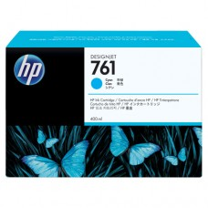 HP 761 cartuş cerneală cyan 400ml