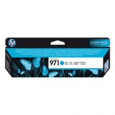 HP 971 cartuş cerneală cyan