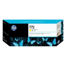 HP 772 cartuş cerneală galbenă 300ml