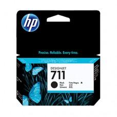 HP 711 cartuş cerneală neagră 38ml