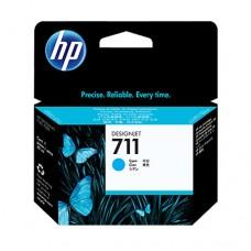 HP 711 cartuş cerneală cyan 29ml
