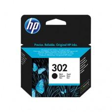 HP 302 cartuş cerneală neagră