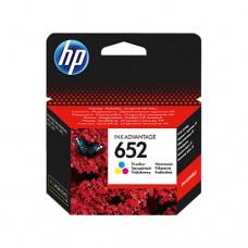 HP 652 cartuş cerneală tri-color