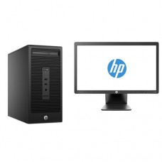 HP 280 G2 + HP EliteDisplay E201