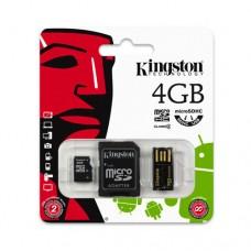 Kingston Mobility Kit 4GB (class 4)