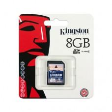 Kingston SDHC 8GB (class 4)