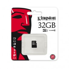 Kingston microSDHC 32GB (class 10 UHS-I)