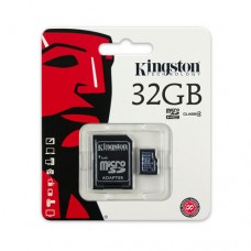 Kingston microSDHC 32GB (class 4)