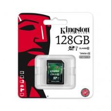 Kingston SDXC 128GB (class 10 UHS-I )