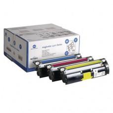 Konica Minolta A00W012 pachet 3 cartuşe toner color