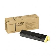 Kyocera TK-500Y kit toner galben
