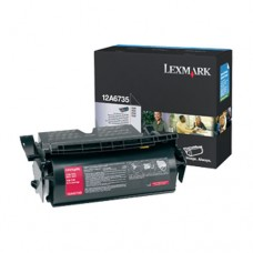 Lexmark 12A6735 cartuş toner negru