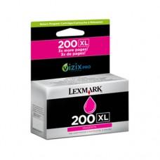 Lexmark #200XL cartuş cerneală magenta