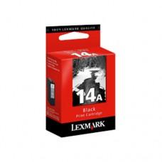 Lexmark #14A cartuş cerneală neagră
