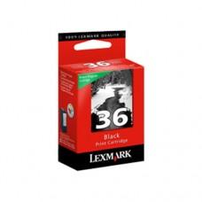 Lexmark #36 cartuş cerneală neagră