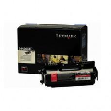 Lexmark 64436XE cartuş toner negru