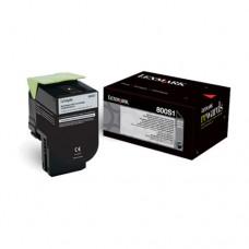 Lexmark 800S1 cartuş toner negru