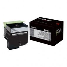 Lexmark 800X1 cartuş toner negru